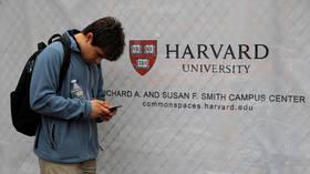 Harvard pulls pro-gun Parkland survivor's acceptance over years-old racial slurs