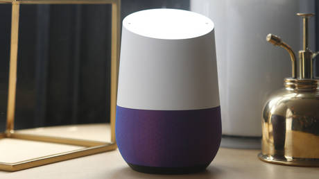 5d27dff5dda4c8d27e8b4673 Show me your face: Google Nest Hub surveillance system lets you bring Big Brother home with you