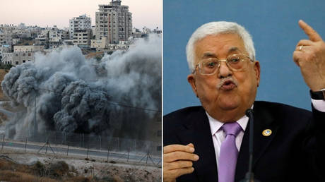 5d3ab7f8fc7e9363538b45b7 Collision course with Israel? Palestinian Authority claims sovereignty over ENTIRE West Bank