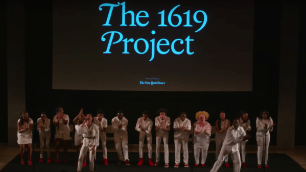 1619 project Long overdue or divisive & futile? NYT's 1619 Project on