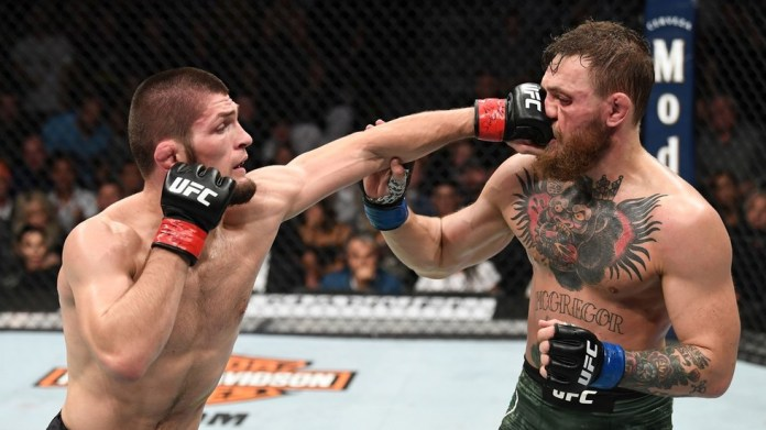 Image result for khabib vs mcgregor