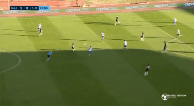 5db48b272030273e0d077cee 'Utterly bizarre': Croatian team celebrate 'ghost goal' – only for opposition to go up other end and score (VIDEO)