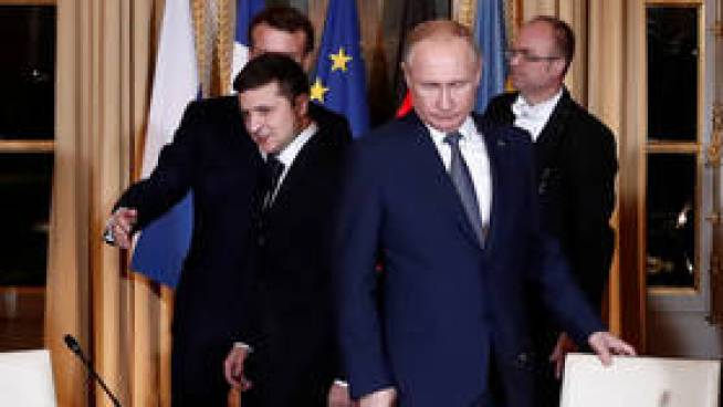Putin & Zelensky meet: Lasting peace in Ukraine closer, but still far away