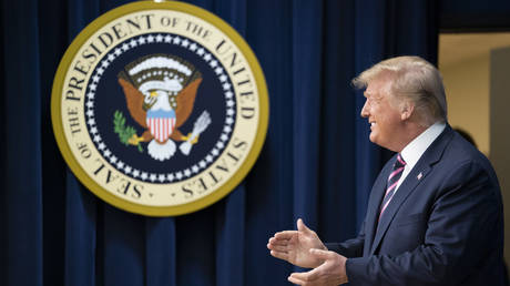 FILE PHOTO © Globallookpress / White House