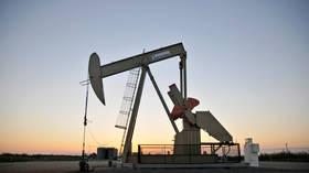 US oil market crashes to NEGATIVE in historic plummet