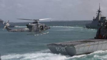 Venezuela military to ESCORT Iranian fuel tankers to Caracas against de facto naval blockade by US