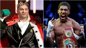 Fury and Joshua 'could pocket $125 MILLION EACH' for Battle of Britain heavyweight superfight
