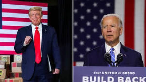 Major police lobbying group endorses Trump's re-election bid, despite backing Obama-Biden ticket in 2012