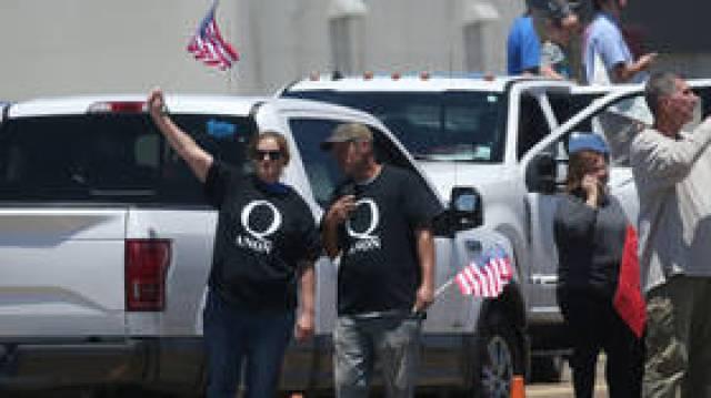 Efekt Streisand, zaangażuj się! US House przedstawia symboliczną, ponadpartyjną rezolucję przeciwko teorii spiskowej QAnon