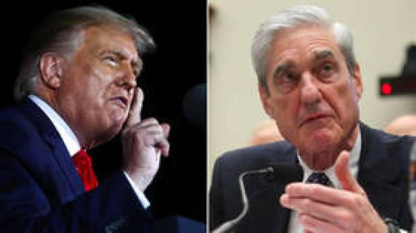 'Really dumb!' Trump rips into Mueller's 'accidental' phone-wiping ahead of 'Russiagate' investigation