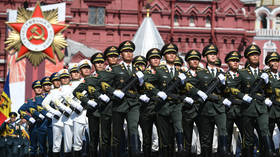 A Russia-China military alliance would be a bulwark against America's global imperialism. Is it time for Washington to panic?