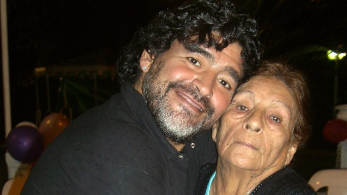 'One more day with mother': Maradona revealed his biggest wish in final interview weeks before death