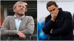 Absent he may be, but Chelsea owner Roman Abramovich has proved he's as ruthless as ever with Frank Lampard sacking
