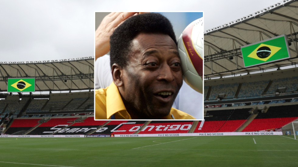 'Absurd': Football fans react as Brazil's legendary Maracana football stadium looks set to be renamed in tribute to icon Pele