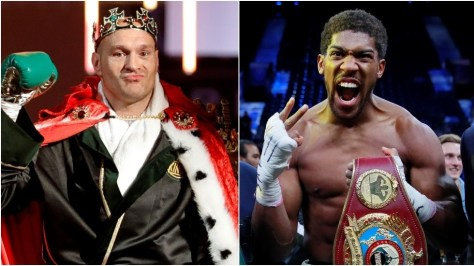 Signed, sealed & delivered: Contract for blockbuster Tyson Fury vs Anthony Joshua showdown is DONE, promoter says