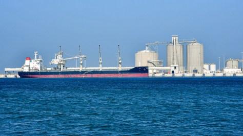 Saudi Arabia boosted crude oil exports in January