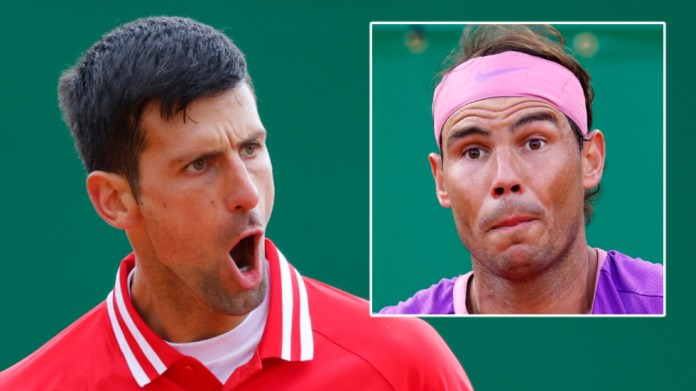 'Why would that be a bad thing?' Djokovic vows to keep talking tennis politics as champ responds to Nadal's claim he is 'obsessed'