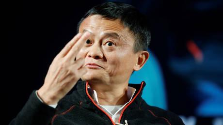 FILE PHOTO: Jack Ma © Reuters / Amir Cohen