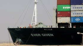 Ever Given's owner and charterer facing $  1 billion in damages from Suez Canal Authority
