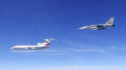 Chiny oskarżono o największe wtargnięcie do tajwańskiej przestrzeni powietrznej, gdy rozpoczynają się ćwiczenia wojskowe między USA i Filipinami na Morzu Południowochińskim