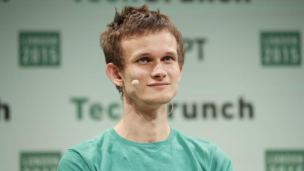 Ethereum creator Vitalik Buterin becomes world's youngest crypto billionaire