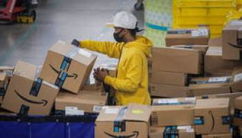 Amazon offering $100 to new employees for proof of Covid-19 vaccination as company set to bring on 75,000