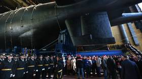Russia sends world's largest underwater vessel to sea for first time, tests continue of nuclear armed mega-submarine 'Belgorod'
