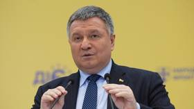 Eternal revolution? Ukraine's strongman interior minister is gone, but chaos & scandal in the troubled nation is here to stay