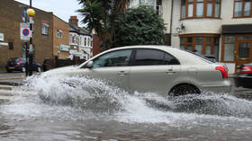 Climate 'already changing' in UK, report says, warning more extreme weather is set to batter the island