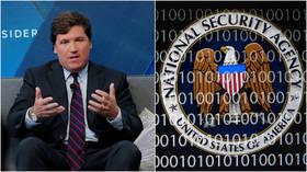 Intel watchdog to probe allegations NSA spied on Fox's Tucker Carlson, despite agency's denial – reports