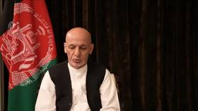 Exiled Afghan leader Ghani emerges in UAE, denies claims he fled with MILLIONS in cash