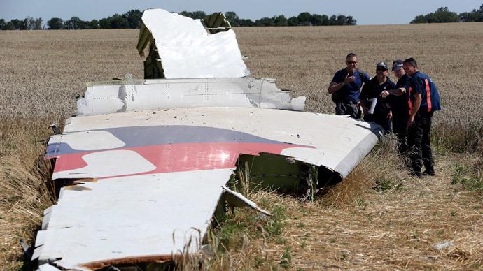 MH17 victim found wearing oxygen mask – Dutch FM