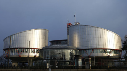The building of the European Court of Human Rights is seen in Strasbourg during an hearing concerning the case of Vincent Lambert, January 7, 2015. (Reuters/Vincent Kessler)
