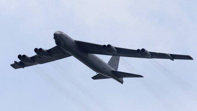 The United States is preparing to put nuclear bombers on alert 24 hours a day