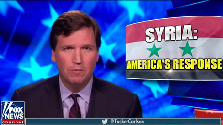 Le journaliste de Fox News Tucker Carlson