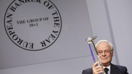 Illustration : L'ancien président du groupe Rothschild, David de Rothschild