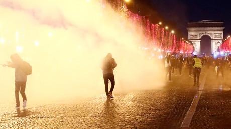 Gilets jaunes : 38 600 manifestants en France, 220 interpellations, 81 gardes à vue (EN CONTINU)