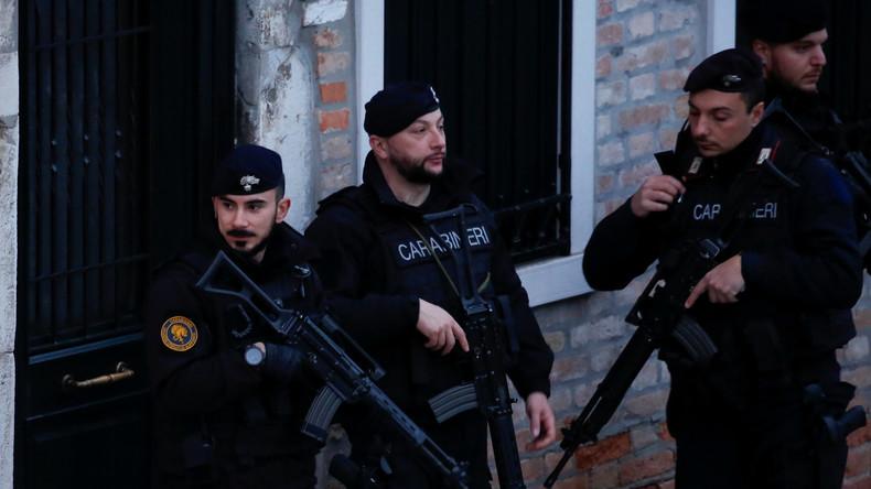 L'Italie arrête 15 passeurs qui auraient aidé des djihadistes à entrer clandestinement en Europe