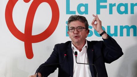 LFI se paye Christophe Barbier, Patrick Cohen et Jean-Michel Apathie pour lancer sa campagne (VIDEO)