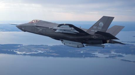 Les Etats-Unis suspendent les livraisons d'équipements pour le F-35 destinées à la Turquie