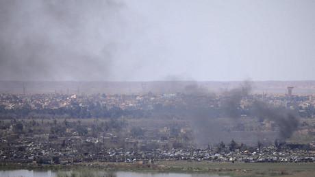 La France et la Belgique nient participer à la mise en scène d'une attaque chimique en Syrie