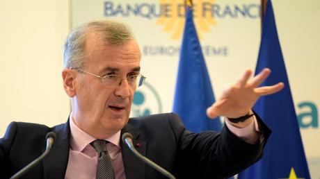 Pour le gouverneur de la Banque de France, «l'euro est un vrai succès populaire»