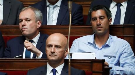 «Personne n'a payé pour voir François de Rugy» : Ruffin attaque le ministre sur sa popularité