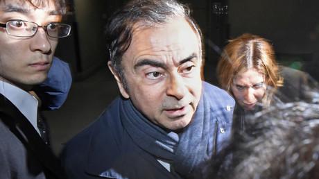 Carlos Ghosn, de nouveau arrêté au Japon, accuse la justice nippone de vouloir le «briser»