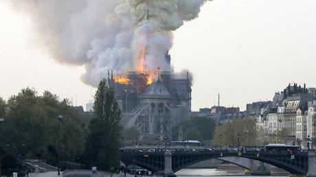 Incendie de Notre-Dame : un concours international d'architectes lancé pour la flèche