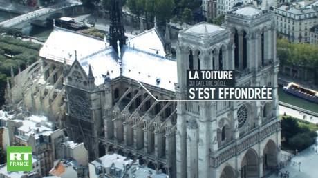 Notre-Dame, l'état des lieux : ce qui a été détruit, ce qui a été sauvé (VIDEO)