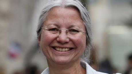 La députée Agnès Thill en 2017.