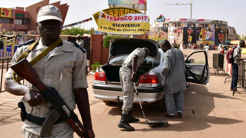 Six morts dans une attaque contre une église catholique au Burkina Faso