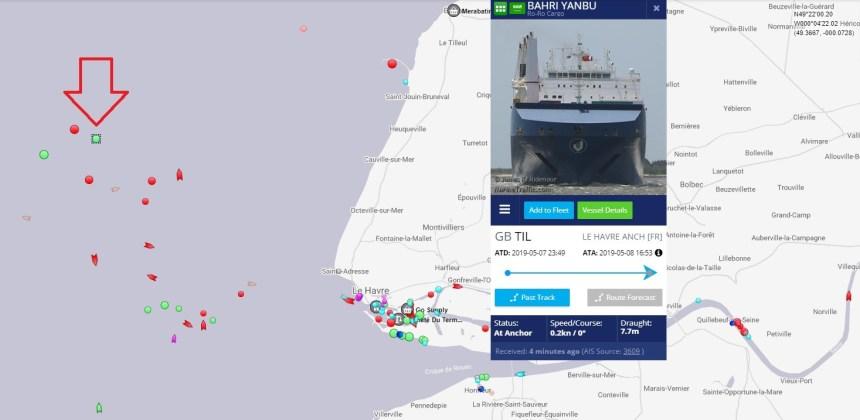 Le Havre : une ONG tente d'empêcher le chargement d'armes françaises sur un navire saoudien