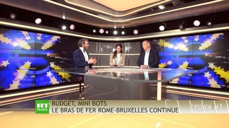 C'EST CASH ! Budget, mini-BOTs : le bras de fer Rome-Bruxelles continue